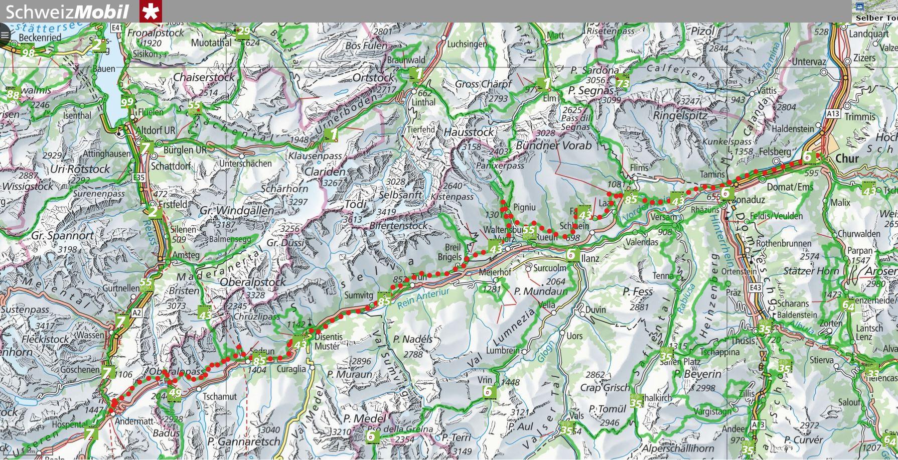 Schweiz Mobile
